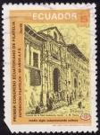 Stamps America - Ecuador -  CUARTEL DE LA REAL AUDIENCIA QUITO