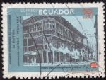Stamps America - Ecuador -  CASA DE LAS CIEN VENTANAS (Guayaquil)
