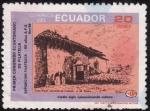Stamps Ecuador -  CASA RURAL(Cercanía de Cuenca)