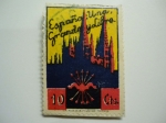 sellos de Europa - España -  FALANGE ESPAÑOLA
