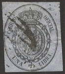 Stamps Europe - Spain -  Escudo de España. - Edifil 38