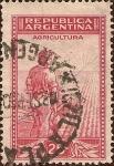 Sellos de America - Argentina -  Agricultura