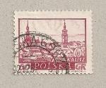 Stamps Poland -  Kalisz