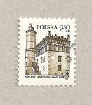 Sellos de Europa - Polonia -  1000 Aniv de Sandomierza
