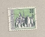Stamps Czechoslovakia -  Kosice