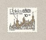 Stamps Poland -  Breslau