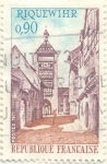 Stamps France -  Riquewhir