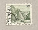 Stamps Poland -  Pieniny