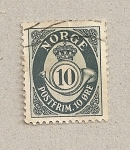Stamps Norway -  Cifras