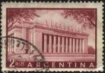 Stamps Argentina -  Antigua sede de la fundación Eva Perón en la avenida Paseo Colón 850 de la Ciudad de Buenos Aires.