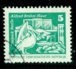 Sellos de Europa - Alemania -  Alfred Brehm