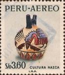 Sellos de America - Perú -  Cerámica Cultura Nazca.