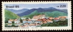 Stamps Brazil -  BRASIL - Ciudad histórica de Ouro Preto