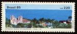 Sellos de America - Brasil -  brasil - Centro histórico de la Ciudad de Olinda