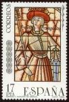 Stamps Spain -  ESPAÑA - Ciudad vieja y acueducto de Segovia