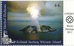Sellos del Mundo : America : ONU : Patrimonio Mundial-Isla de Surtsey (Islandia)