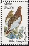 Stamps United States -  ALASKA