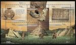 Stamps Mexico -  Sitio arqueológico del Tajín