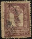 Stamps Argentina -  Pro Sanatorio para empleados de Correos y Telégrafos de la Argentina.