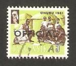 Stamps : Africa : Tanzania :  Tanganika - educación escolar