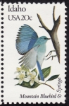 Stamps United States -  IDAHO