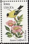 Stamps United States -  IOWA