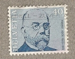 Stamps Europe - Switzerland -  Erich Koch