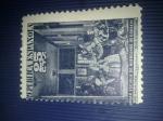 Stamps : Europe : Spain :  las meninas-velazquez