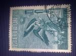 Stamps : Europe : Vatican_City :  posta aerea vaticana