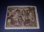 Stamps : Europe : Spain :  los borrachos