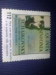 Stamps : Europe : Spain :  quinta sinfonia-tchaicovski