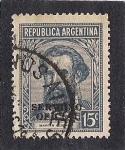 Sellos del Mundo : America : Argentina : Martin Guemes