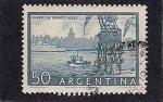 Sellos del Mundo : America : Argentina : Puerto de Buenos Aires