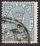 Stamps Europe - Spain -  Escudo de España. - Edifil 142