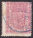 Stamps Europe - Spain -  Escudo de España. - Edifil 230