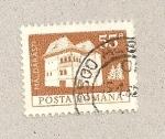 Stamps Romania -  Castillo Maldarasti