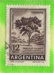 Sellos del Mundo : America : Argentina : Quebracho Colorado