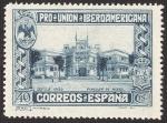 Stamps Spain -  Pro Unión Iberoamericana. - Edifil 576