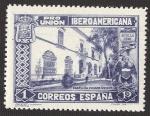 Sellos de Europa - España -  Pro Unión Iberoamericana. - Edifil 578