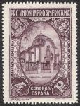Stamps Spain -  Pro Unión Iberoamericana. - Edifil 579