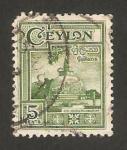 Stamps : Asia : Sri_Lanka :  ceylon - kiri vehera