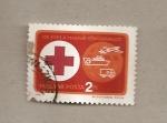 Stamps Hungary -  Cruz Roja