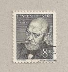 Stamps Czechoslovakia -  Alois Jirasek