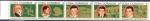 Stamps : America : Cuba :  1868-1968 Cien años de lucha