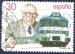 Stamps : Europe : Spain :  1995 Talgo
