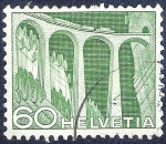 Stamps Switzerland -  Puente