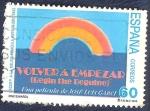 Stamps Spain -  Película Volver a empezar