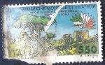 Sellos de Europa - Italia -  Exposición Mundial de filatelia de 1985