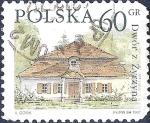 Stamps Poland -  Casa