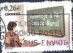 Sellos de Europa - España -  Homenaje a la escuela rural